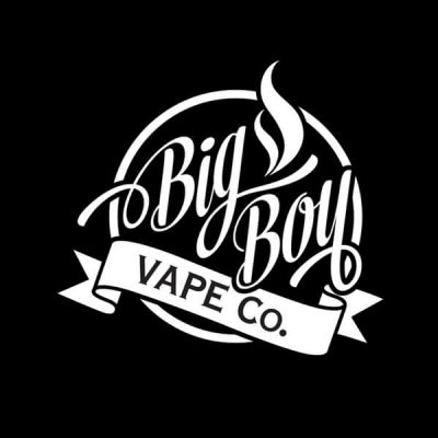 Icon Graphic Design Adelaide - logo design Adelaide image of Big Boy Vape Co. logo.