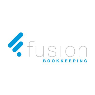 Icon Graphic Design Adelaide - logo design Adelaide image of Fusion Bookkeeping logo.