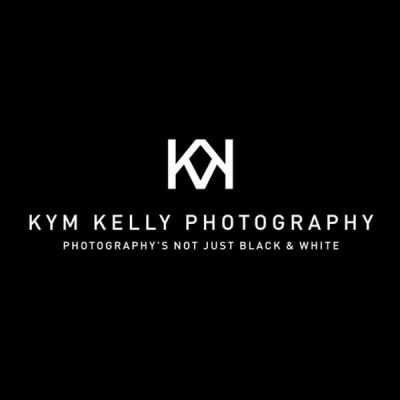 Icon Graphic Design Adelaide - logo design Adelaide image of Kym Kelly Photography logo.