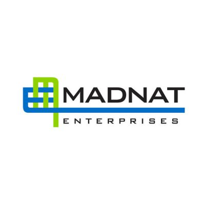 Icon Graphic Design Adelaide - logo design Adelaide image of Madnat Enterprises logo.