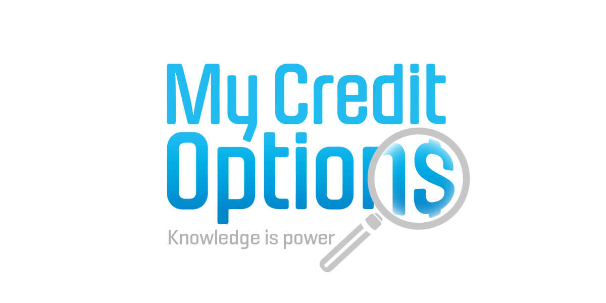 Icon Graphic Design Adelaide - logo design Adelaide image of My Credit Options logo.