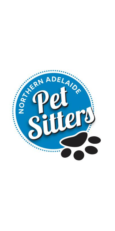 Icon Graphic Design Adelaide - logo design Adelaide image of Northern Adelaide Pet Sitters logo.