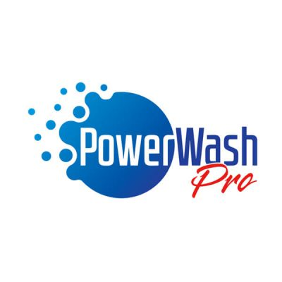 Icon Graphic Design Adelaide - logo design Adelaide image of PowerWash Pro logo.