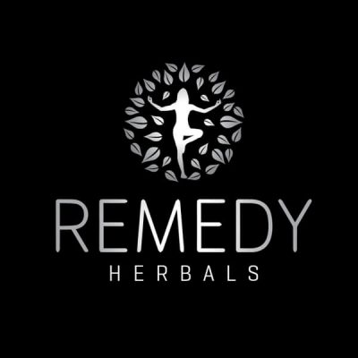 Icon Graphic Design Adelaide - logo design Adelaide image of Remedy Herbals logo.