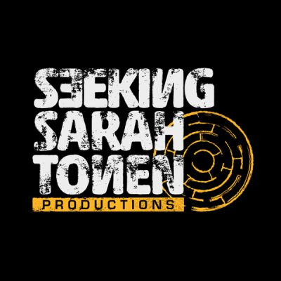 Icon Graphic Design Adelaide - logo design Adelaide image of Seeking Sarah Tonen Productions logo.