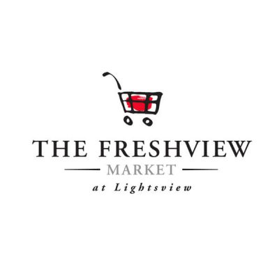 Icon Graphic Design Adelaide - logo design Adelaide image of The Freshview Markets logo.