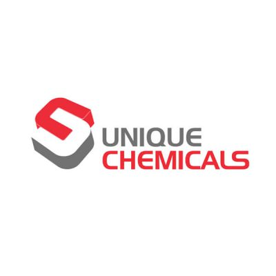 Icon Graphic Design Adelaide - logo design Adelaide image of Unique Chemicals logo.
