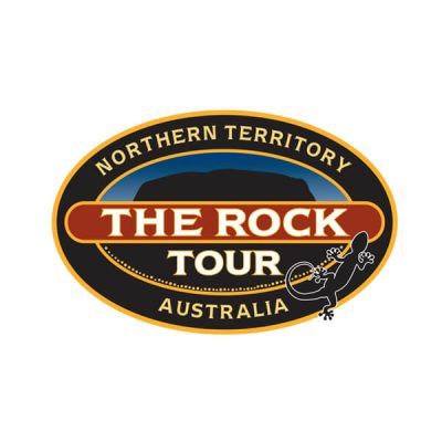 Icon Graphic Design Adelaide - logo design Adelaide image of The Rock Tour logo.