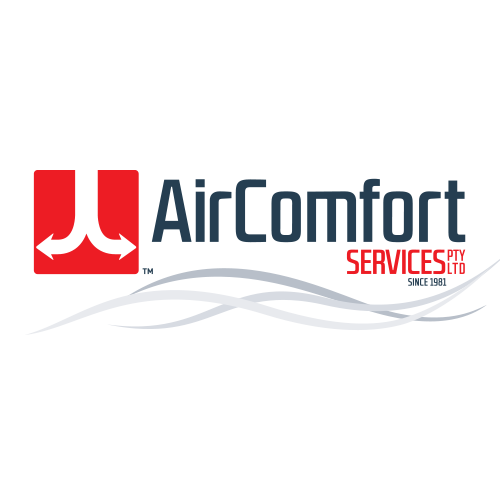 Icon Graphic Design Adelaide - Air Comfort Services logo.