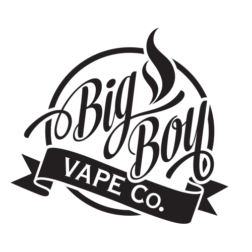 Icon Graphic Design Adelaide - Big Boy Vape Co. logo.