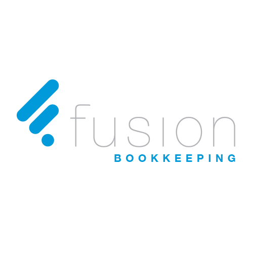 Icon Graphic Design Adelaide - Fusion Bookkeeping logo.