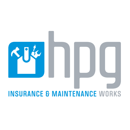 Icon Graphic Design Adelaide -HPG Insurance & Maintenance logo.