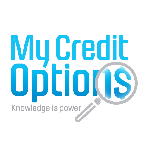 Icon Graphic Design Adelaide - My Credit Options logo.