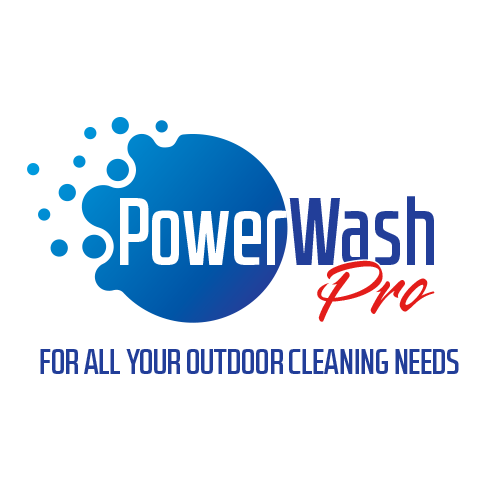 Icon Graphic Design Adelaide - PowerWash Pro logo.