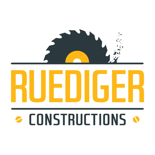 Icon Graphic Design Adelaide - Ruediger Constructions logo.