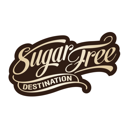 Icon Graphic Design Adelaide - Sugar Free Destination logo.
