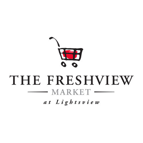 Icon Graphic Design Adelaide - The Freshview Markets logo.
